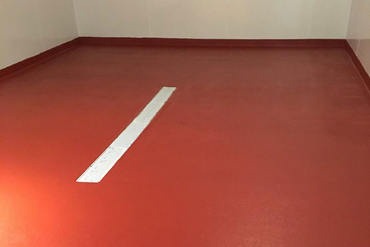Lovely New England Epoxy Flooring. Commercial And Industrial Epoxy Flooring